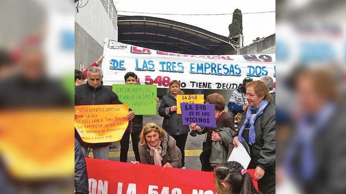 Lomas de Zamora: más irregularidades en licitación de la Línea 548