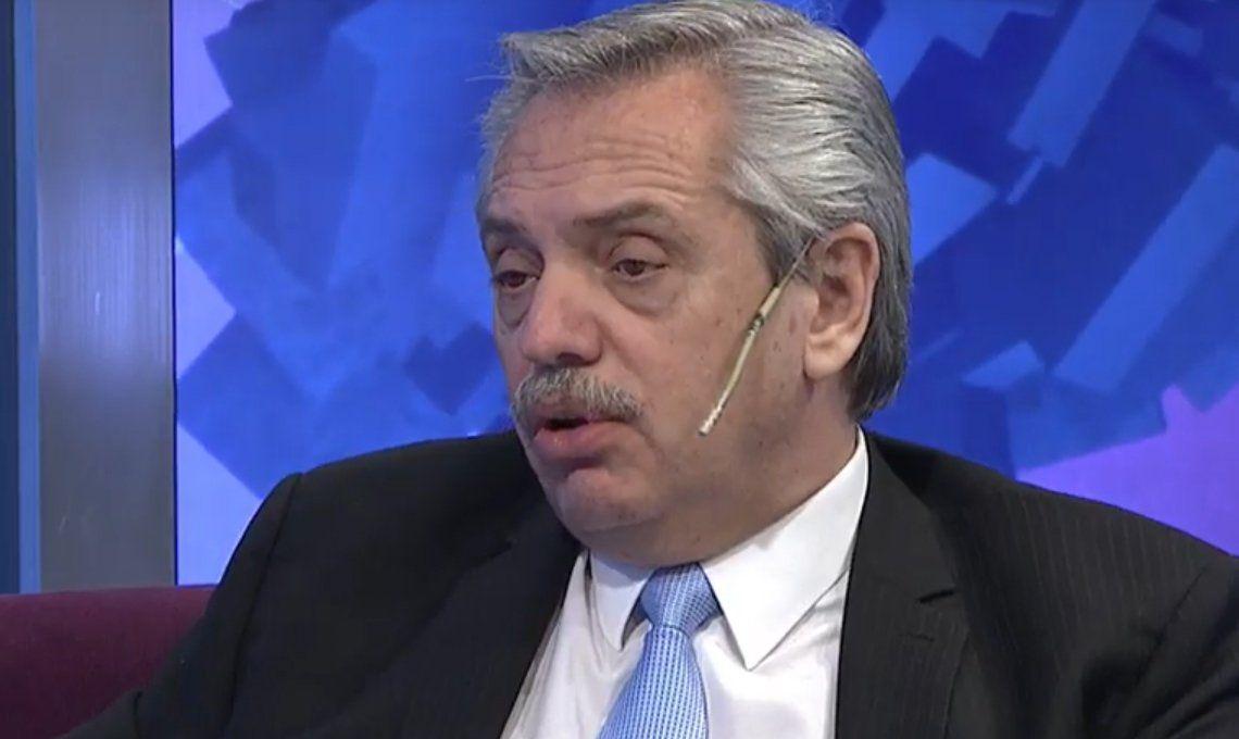 Alberto Fernández: La crisis que vamos a recibir es muy grande, hay que desdolarizar las tarifas de servicios públicos