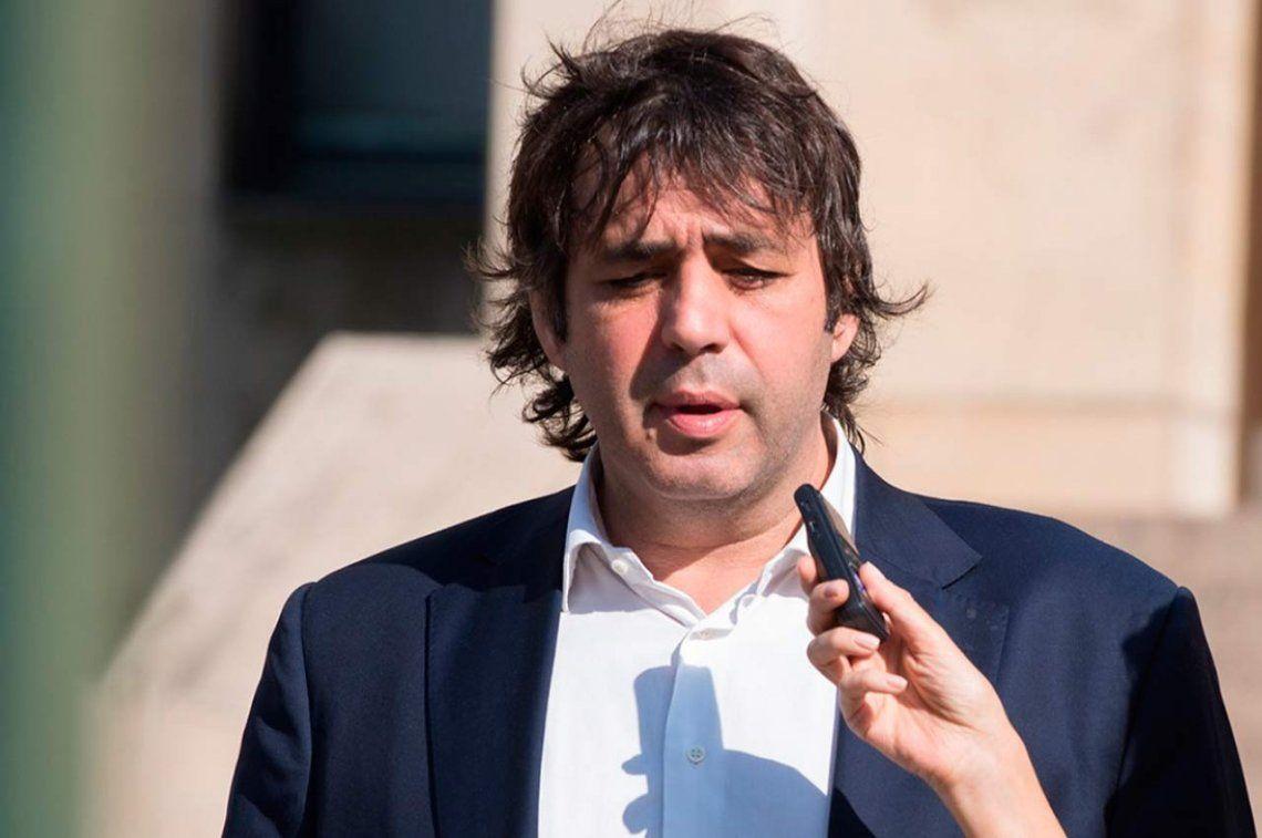 Fabián De Sousa sostuvo que la causa de Oil es un juicio político