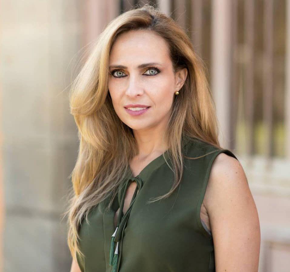La abogada María Marta Bazán