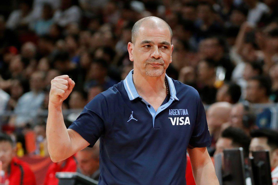 Mundial de Básquet de China 2019 | Sergio Hernández: Este es el mejor equipo que dirigí en mi vida