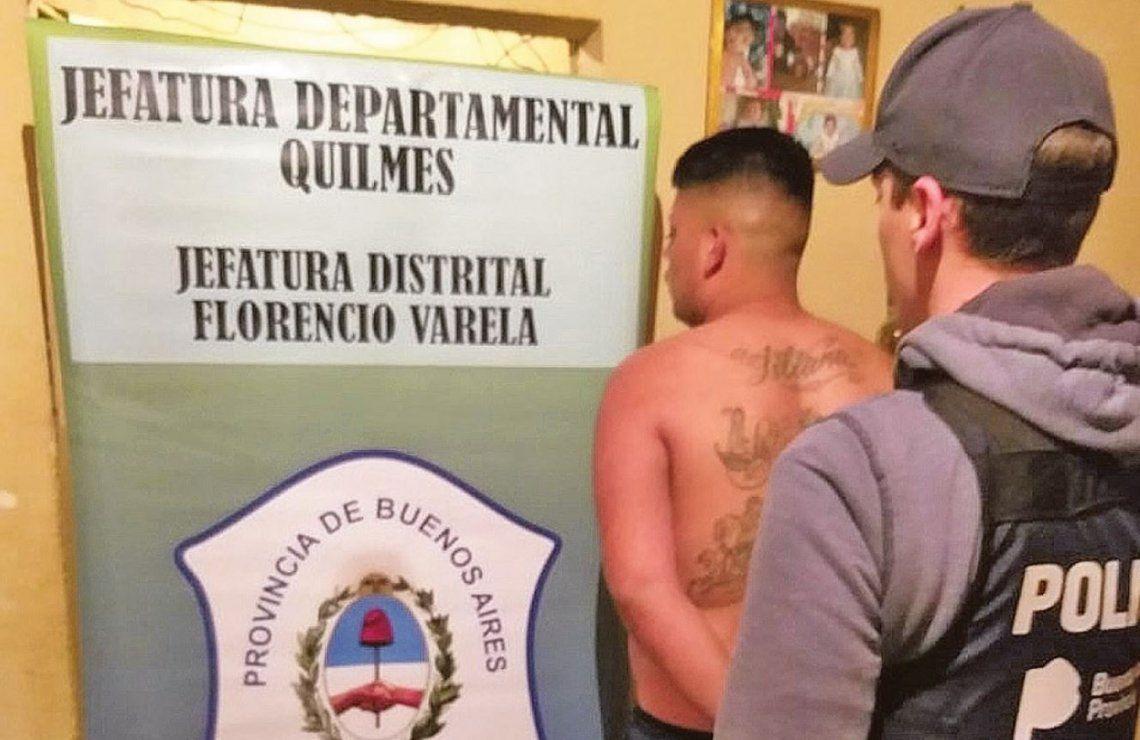 Florencio Varela: atraparon a un peligroso violador en Bosques