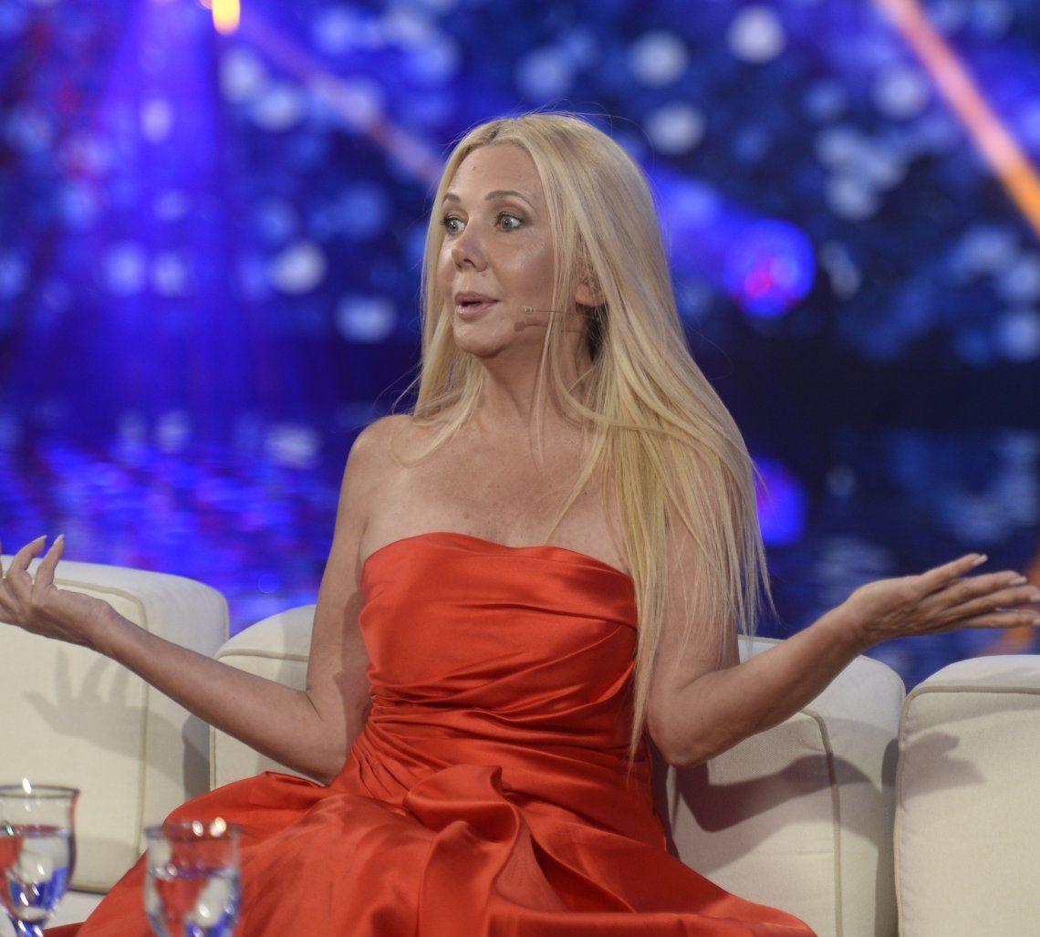 Mariana Nannis volvió a denunciar a su ex por violencia de género y drogas.