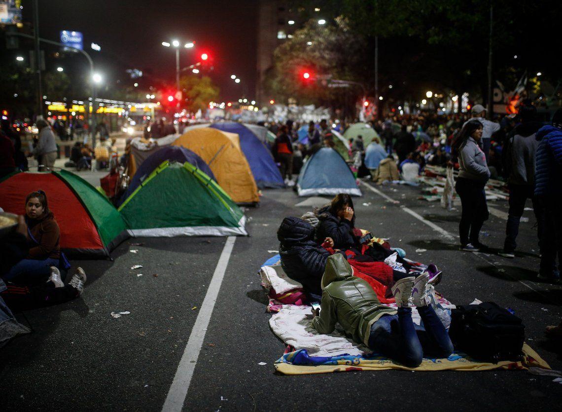 Las protestas en las calles le hablan al Gobierno que vendrá