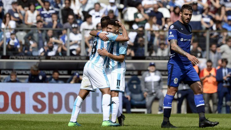 VIVO | Racing y Arsenal empatan 0 a 0 en el Cilindro de Avellaneda
