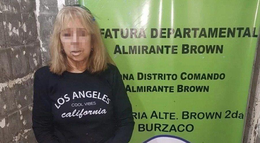 Noemí Marta Argüello había discutido con la anciana por el precio del alquiler.
