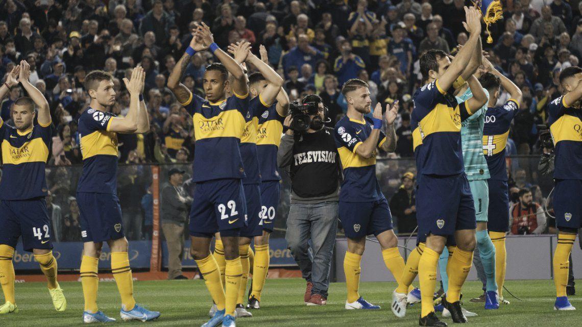 Galería de Imágenes: el triunfo de Boca Juniors sobre Estudiantes con la lupa de Diario Popular