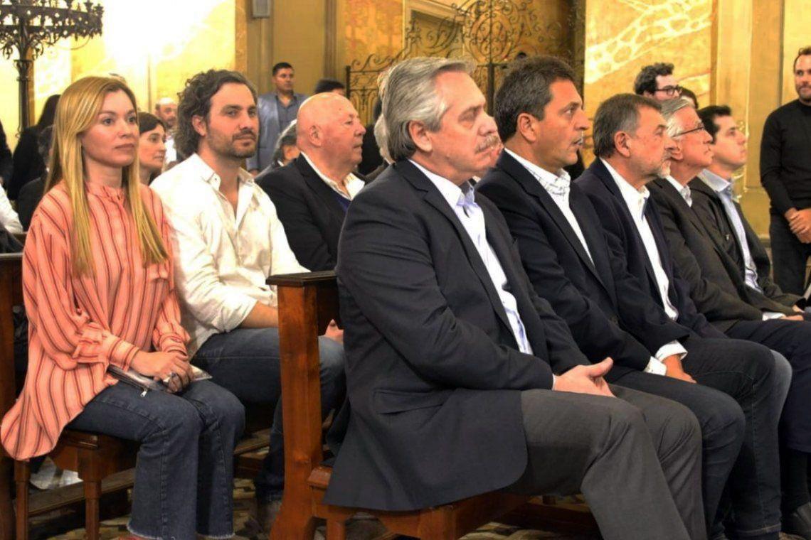 Alberto Fernández le pidió a Juan Schiaretti elegir entre dos modelos: El que proponemos nosotros o el que propone Mauricio Macri