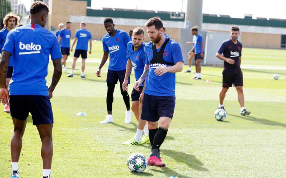 Vuelve Messi: La Pulga va a Dortmund para el debut de la Champions League 2019-2020