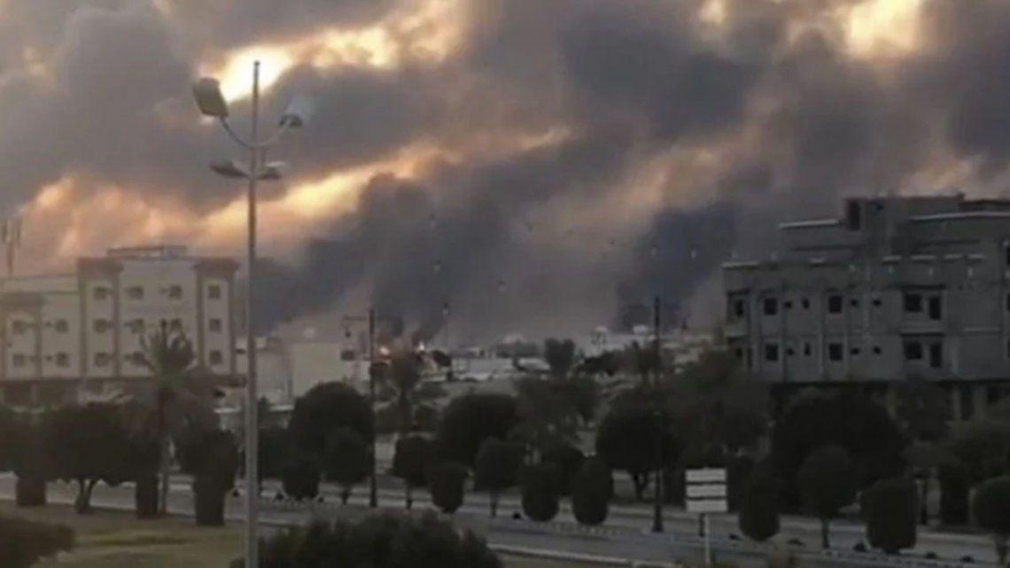 El gobierno condenó enérgicamente el ataque terrorista en Arabia Saudita