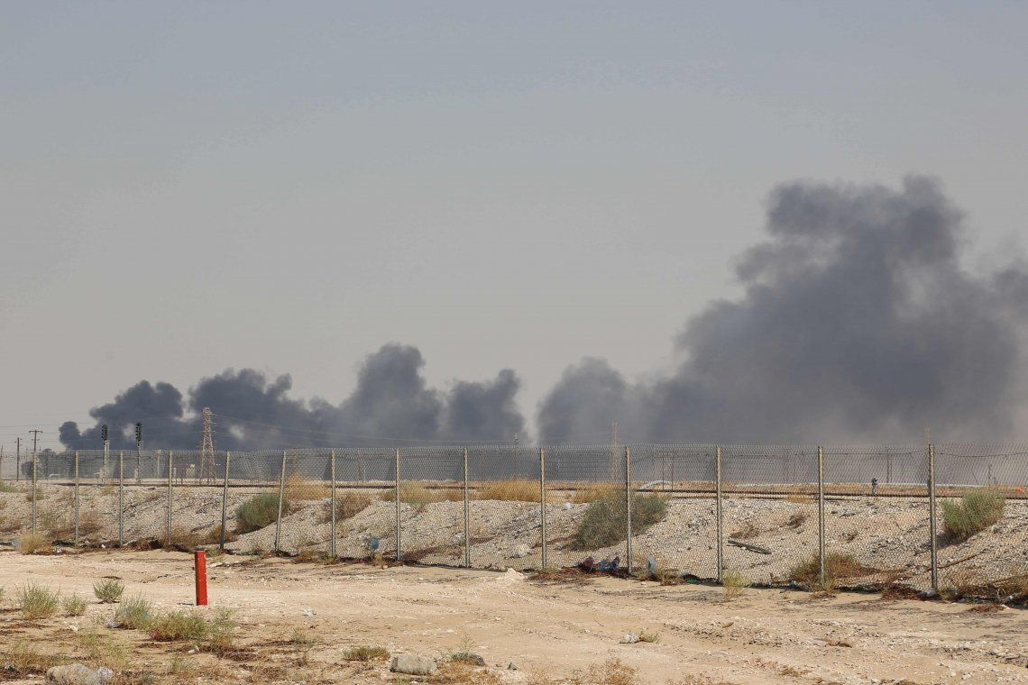 El precio internacional del petróleo se dispara tras los ataques con drones a refinerías sauditas