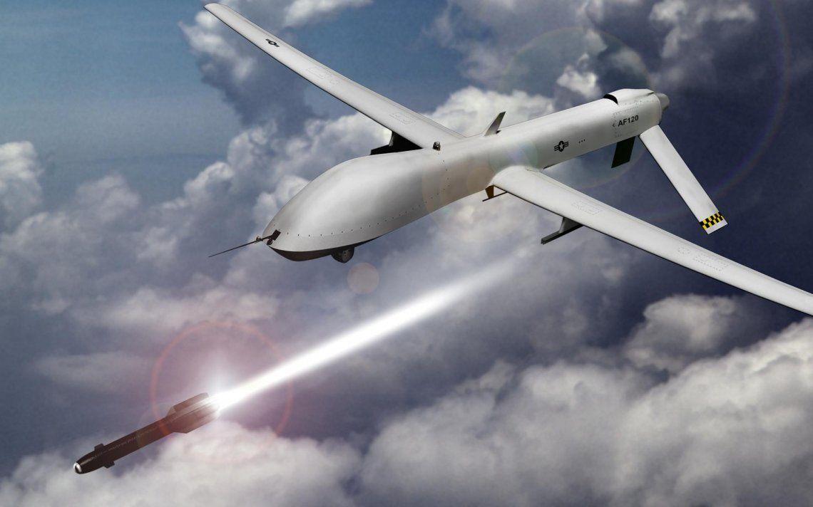 Qasef K2: cómo son los drones que provocan terror en las petroleras sauditas