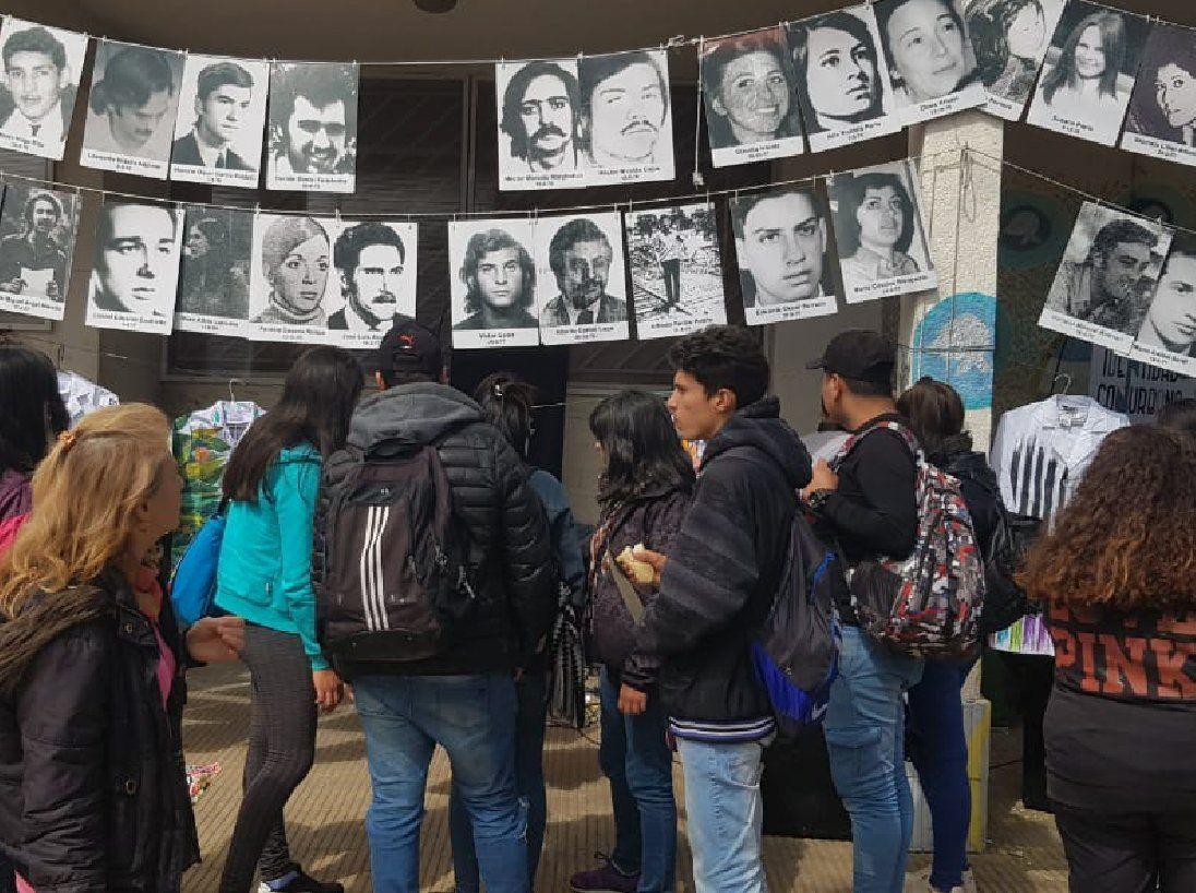 Lomas de Zamora: Jornada Educativa por la Memoria por La Noche de los Lápices