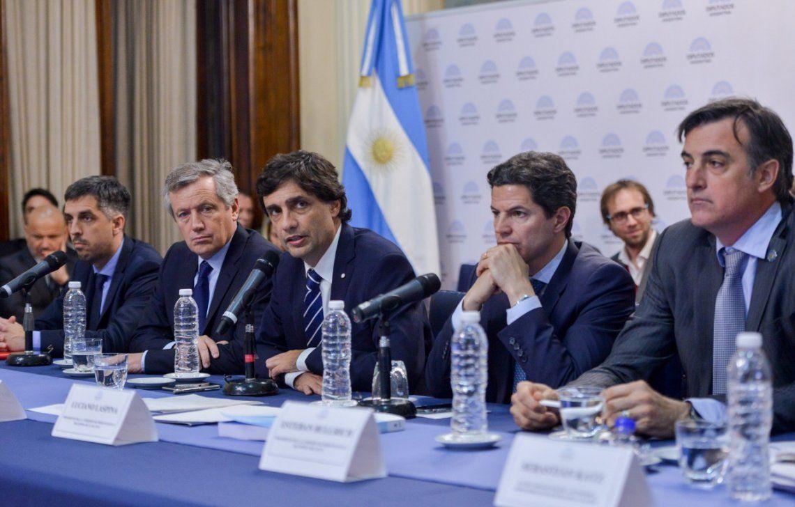 El gobierno presentó el Presupuesto 2020 en Diputados