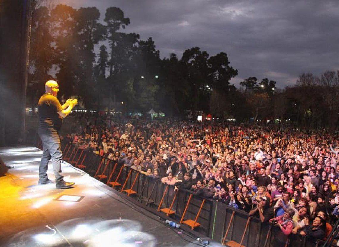 Quilmes: La Mosca cerró los festejos por el aniversario