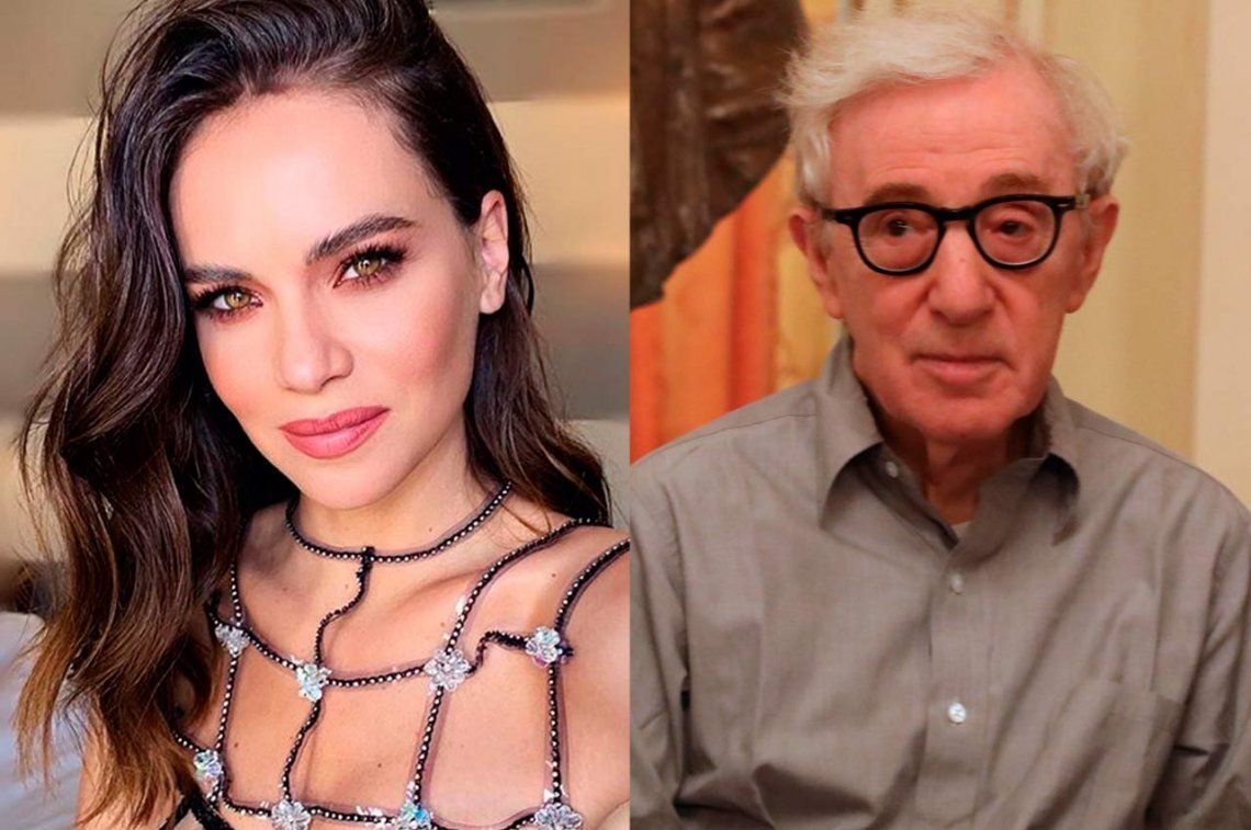 Luz Cipriota actuará en la próxima película de Woody Allen