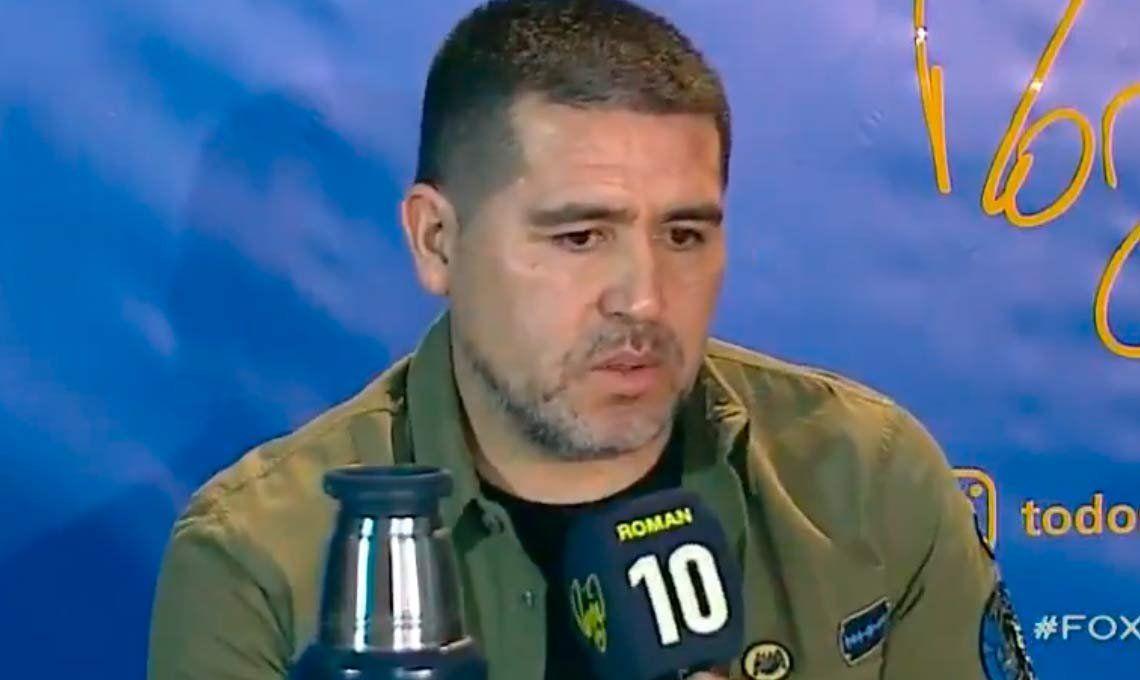 Riquelme anunció sus despedida: Pasó mucho tiempo, y todavía no estoy preparado