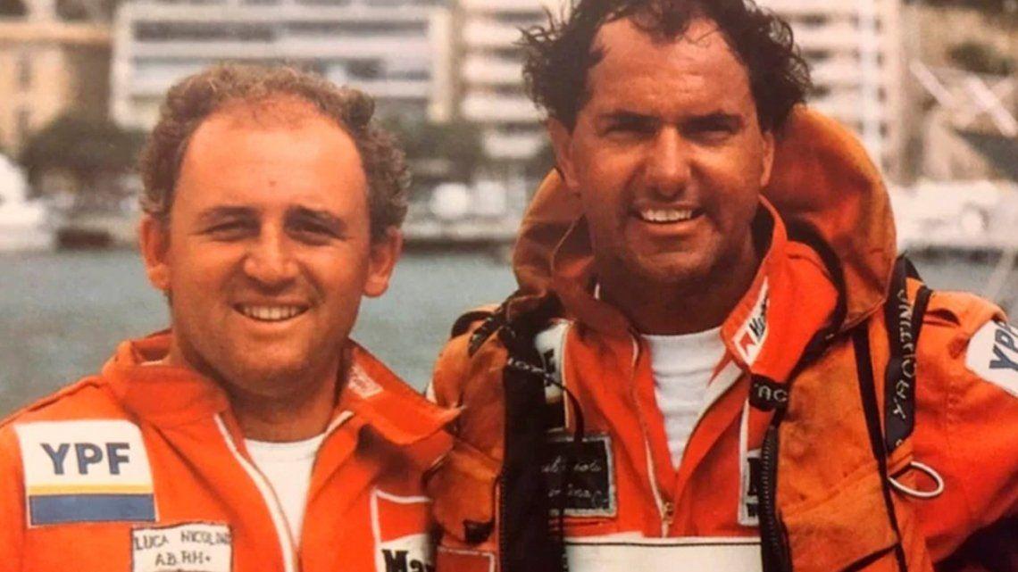 Mueren amigos de Scioli en tragedia de lanchas