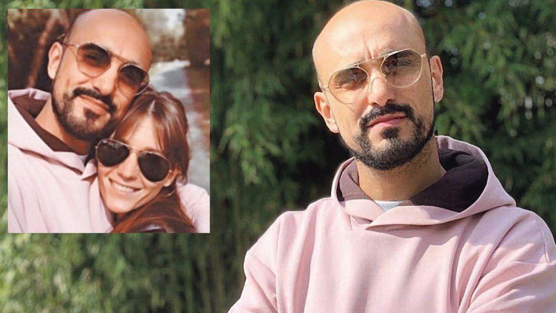 Abel Pintos dejó de jugar al misterio y presentó a su novia