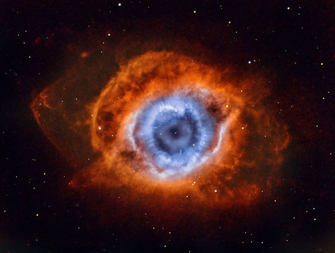 Deep In The Heart Of Mordor - Ngc 7293   Andrew Campbell