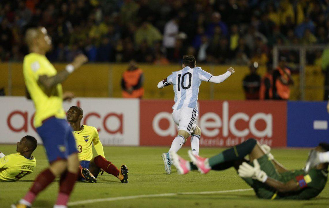 Argentina - Ecuador, por Fecha FIFA: horario, TV y cómo ver online el segundo amistoso de la Selección de Scaloni