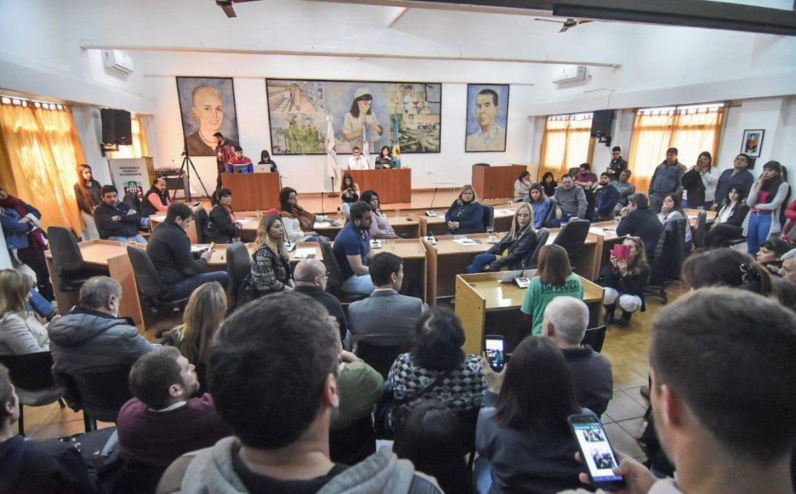 La iniciativa fue aprobada por unanimidad en el Concejo Deliberante.