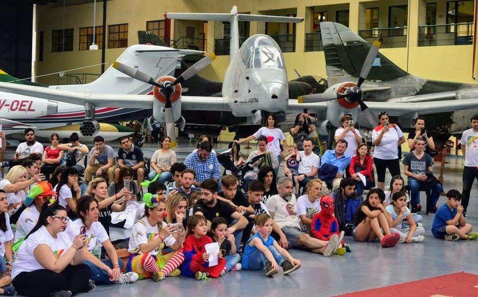 El Museo de Aeronáutica