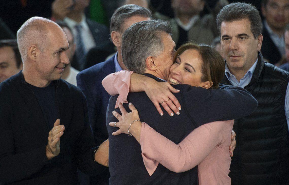 La última vez que se los vio juntos en un acto fue en el cierre de campaña de Juntos por el Cambio.
