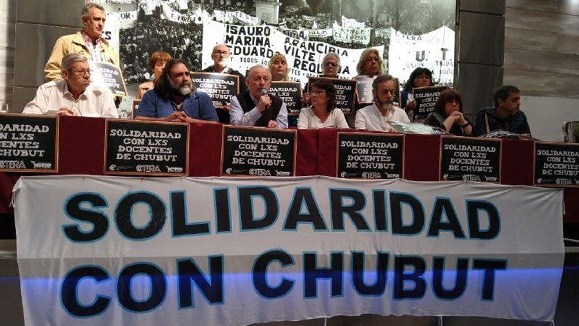 CTERA realiza un paro docente nacional de 24 horas para este jueves por la muerte de dos profesoras en Chubut
