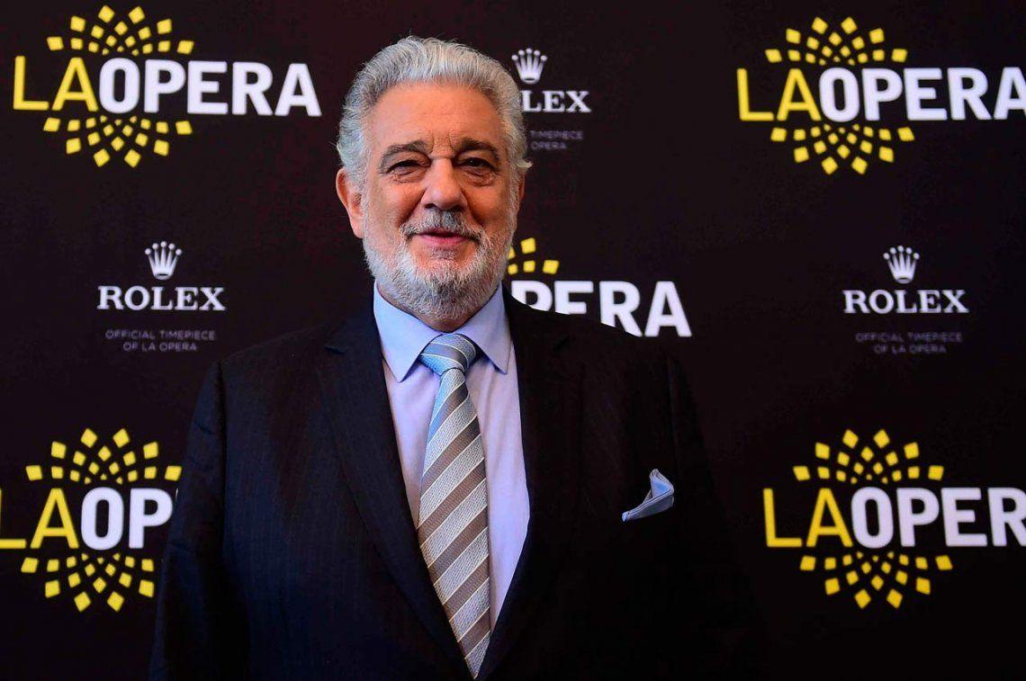 La Opera de Los Angeles se abre a más denuncias y Plácido Domingo podría sumar más causas en su contra