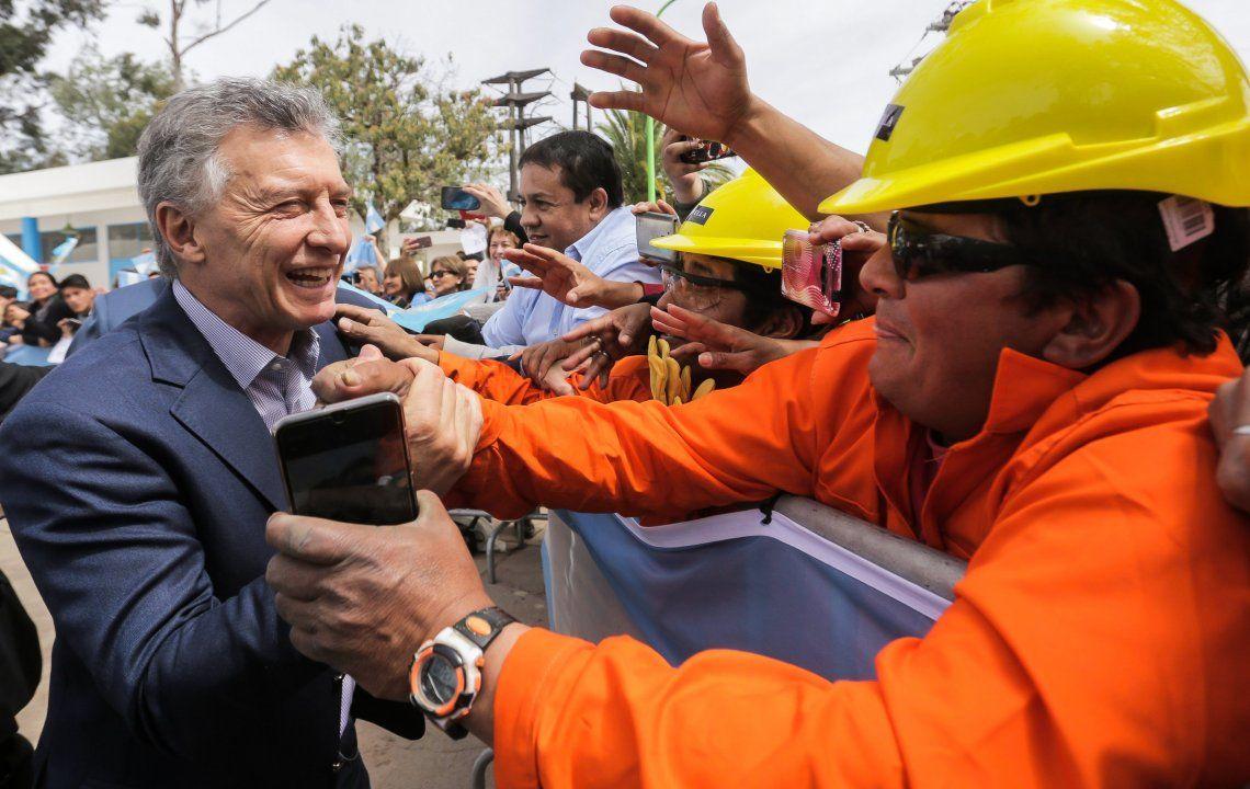 Macri: Me hago cargo y estoy tratando de llevar alivio a la mesa de los argentinos