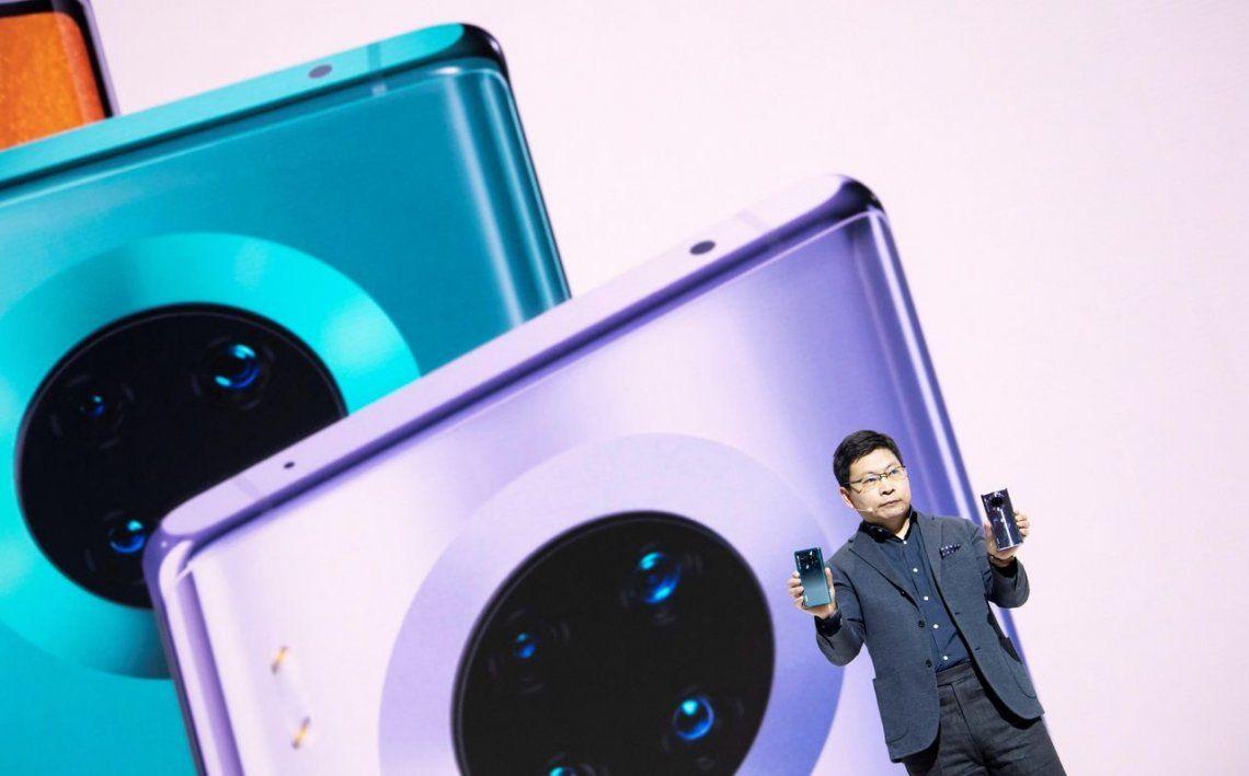 Mate 30: el primer smartphone de Huawei sin aplicaciones Google