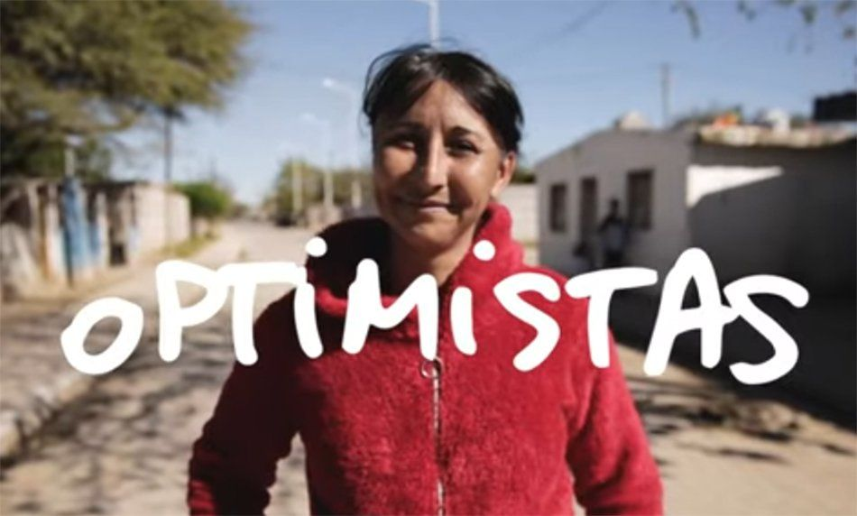 Somos los optimistas, el nuevo spot de Juntos por el Cambio para radio y televisión