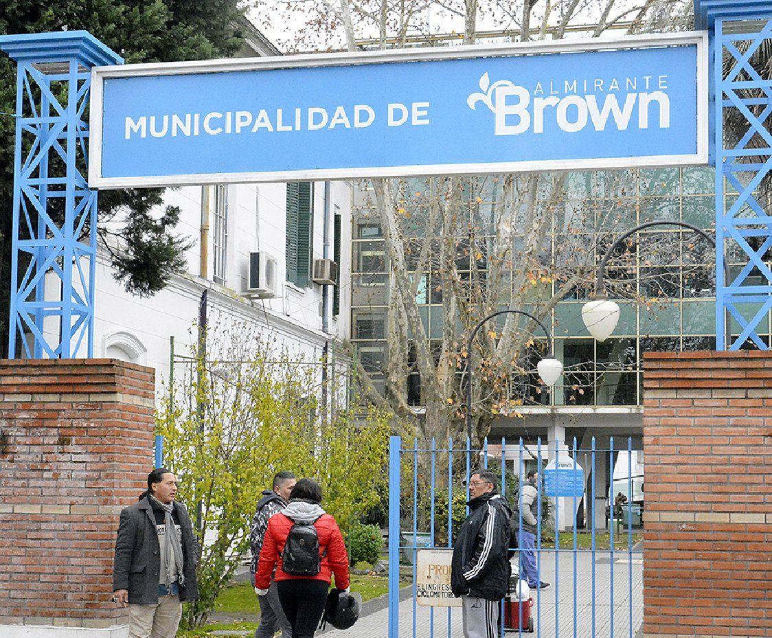 Almirante Brown: renuevan compromiso con los municipales