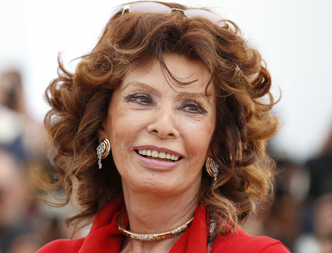 Loren ganó dos Oscars (1962 y 1991) y un León de Oro de Venecia (1998).