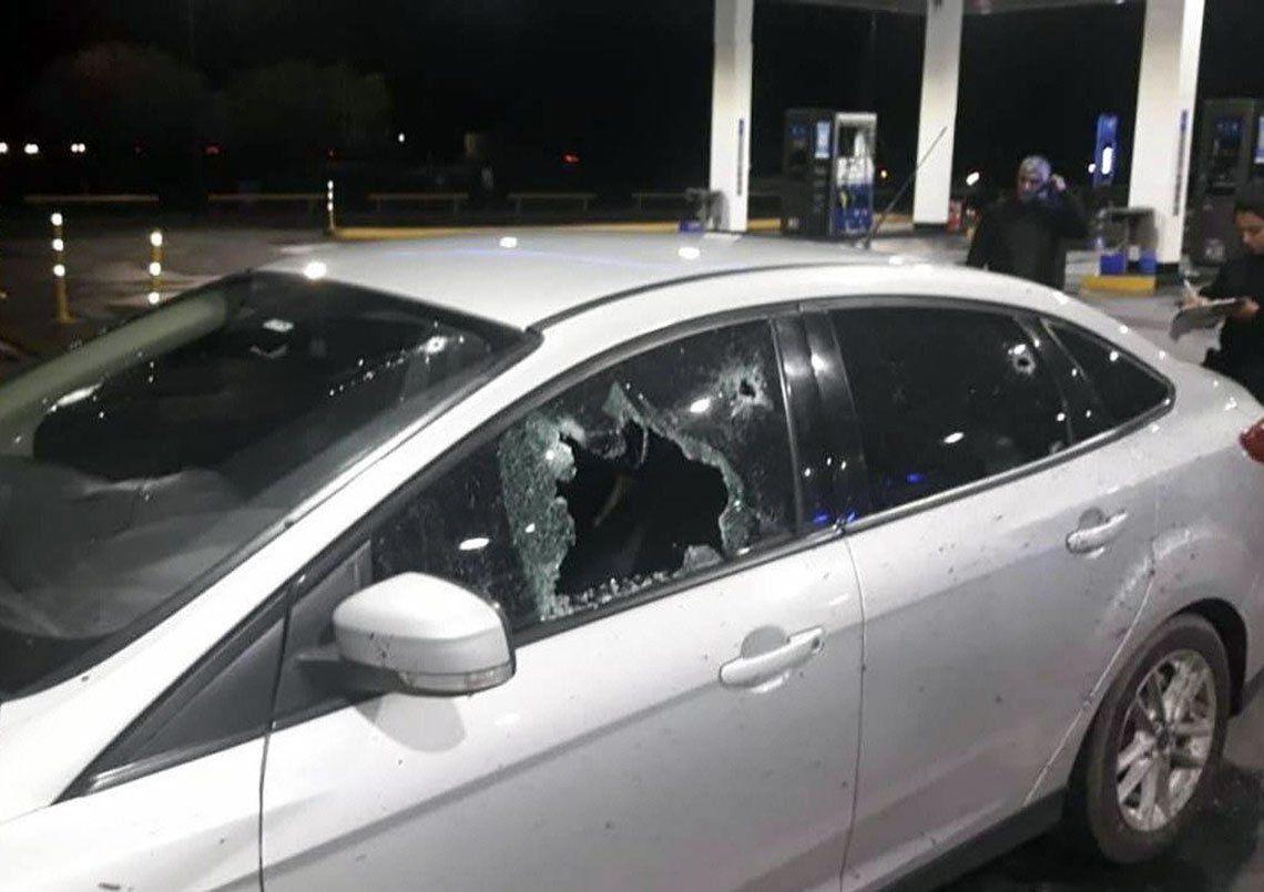 Valdés detuvo su coche en inmediaciones de Fighiera