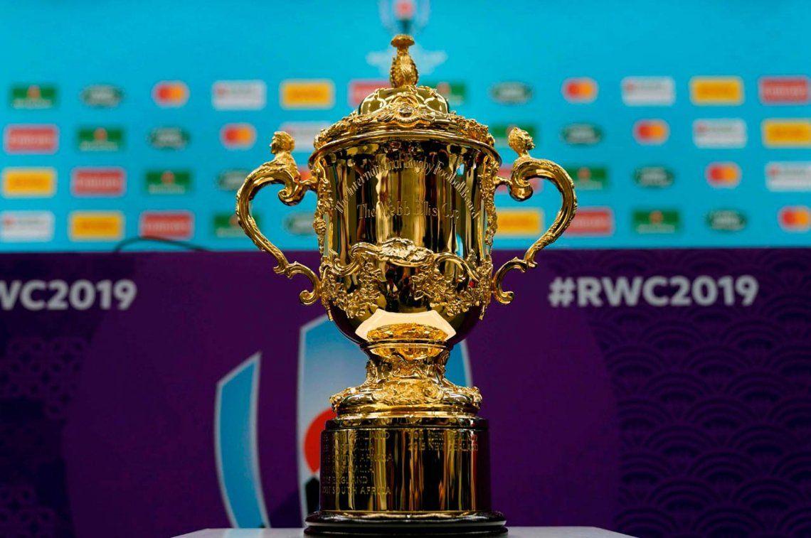 Mundial de Rugby: fixture, días y horarios de partidos