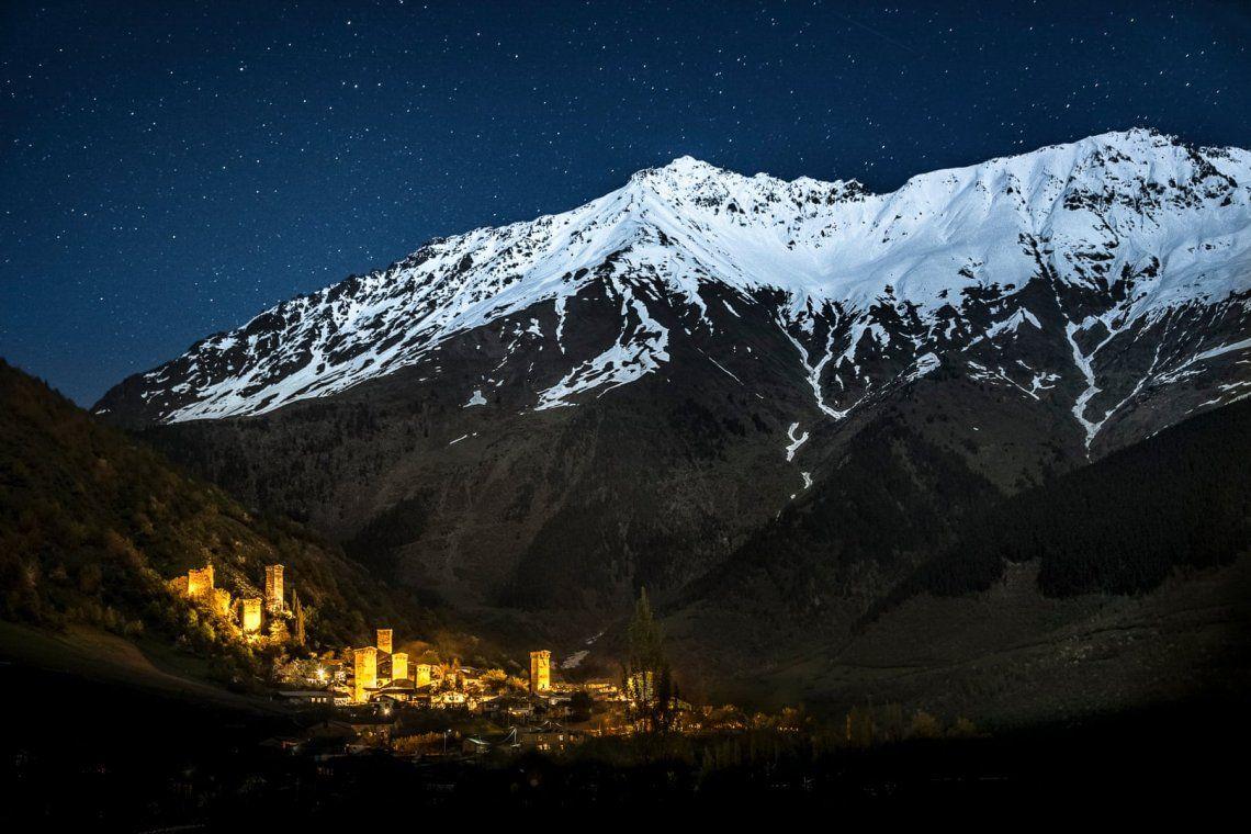 Segundo lugar: ciudades y naturaleza |Oro de Svaneti por Yevhen Samuchenko