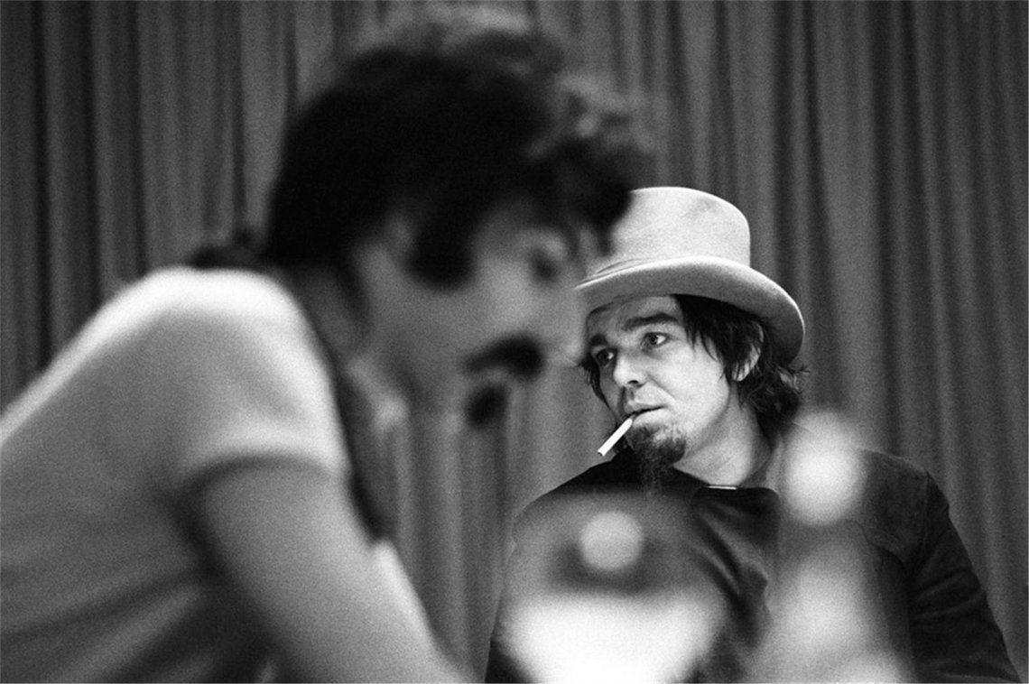 Zappa y Captain Beefheart<br>