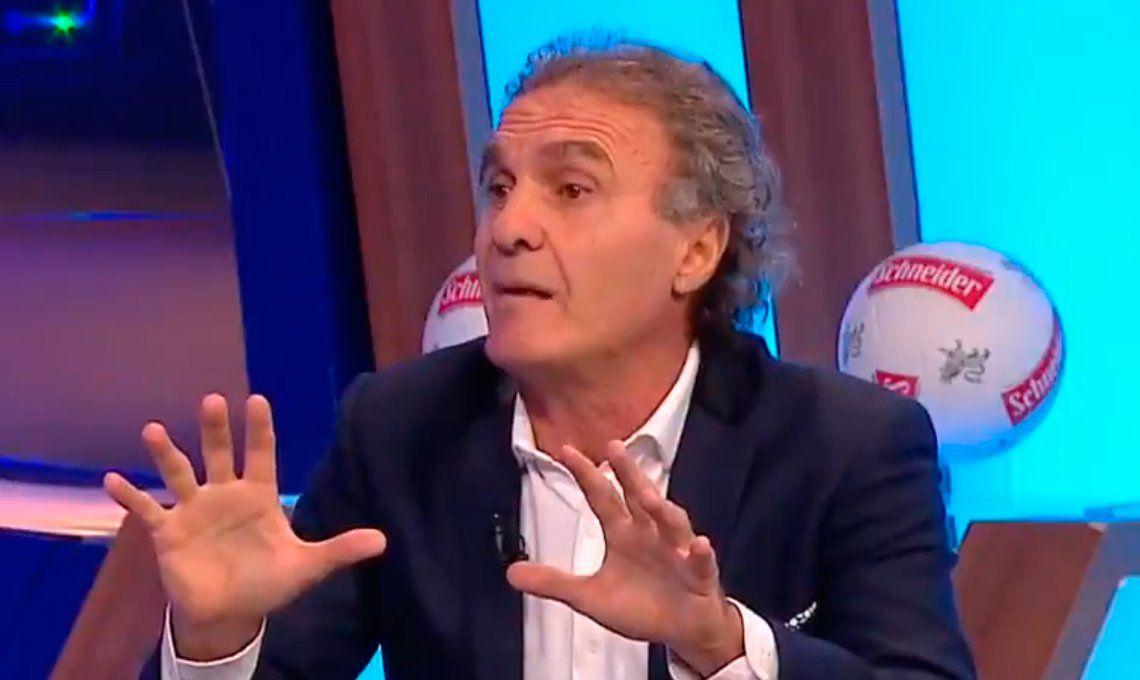 El Cabezón Ruggeri, molesto con Rodolfo DOnofrio por menospreciar a los campeones de la Copa Intercontinental: Hicimos grande al club
