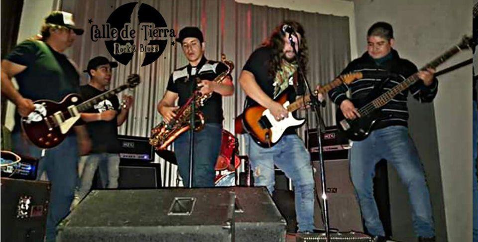 Rock & Blues con Calle de Tierra