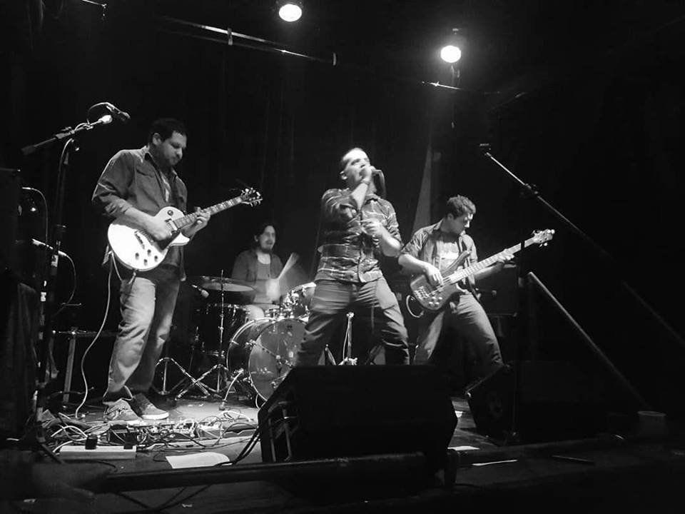 Bestia Dócil con su primer disco