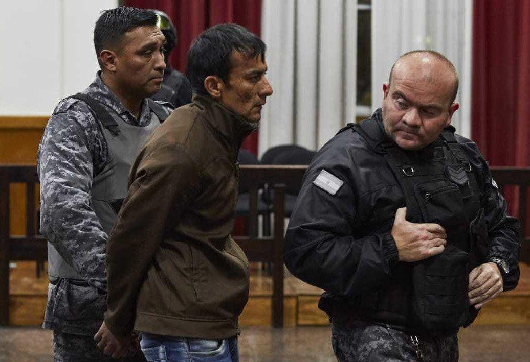 Los integrantes del jurado hallaron culpable a Morales por unanimidad.
