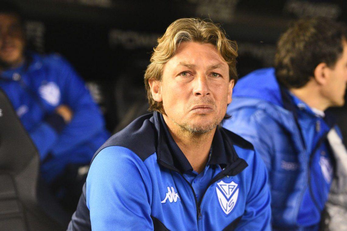 Heinze molesto: ¿Cómo voy a tener un contacto con Boca si estoy trabajando en Vélez?