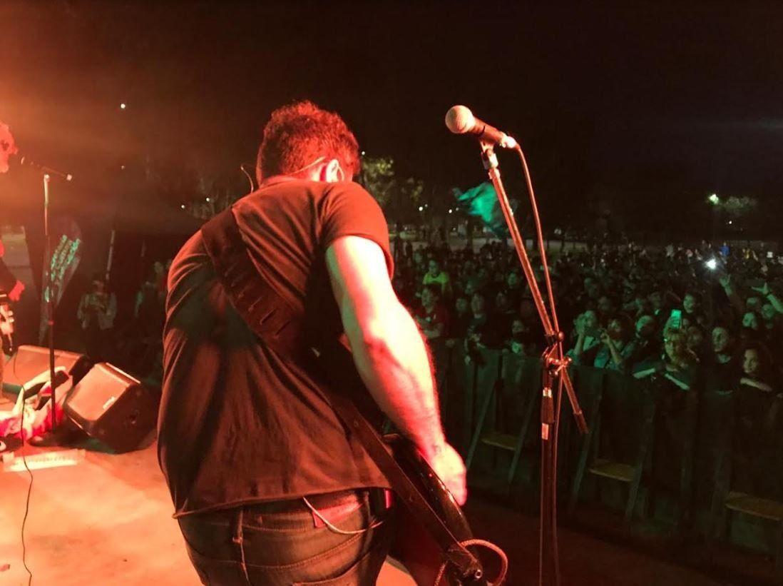 Los Pérez García cerraron el Rock & Pop Tour en Lanús