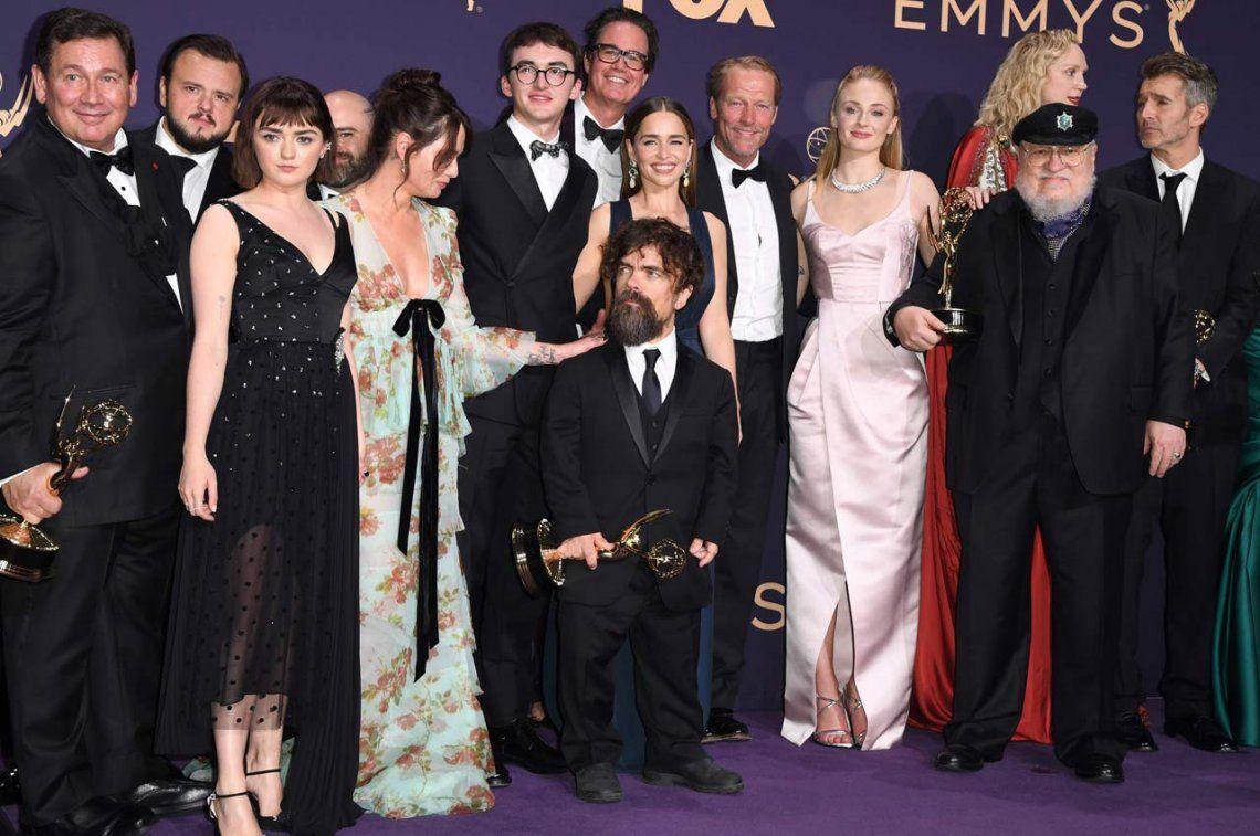 Todos los ganadores de los Premios Emmy 2019: Game of Thrones se despidió a lo grande con 12 estatuillas