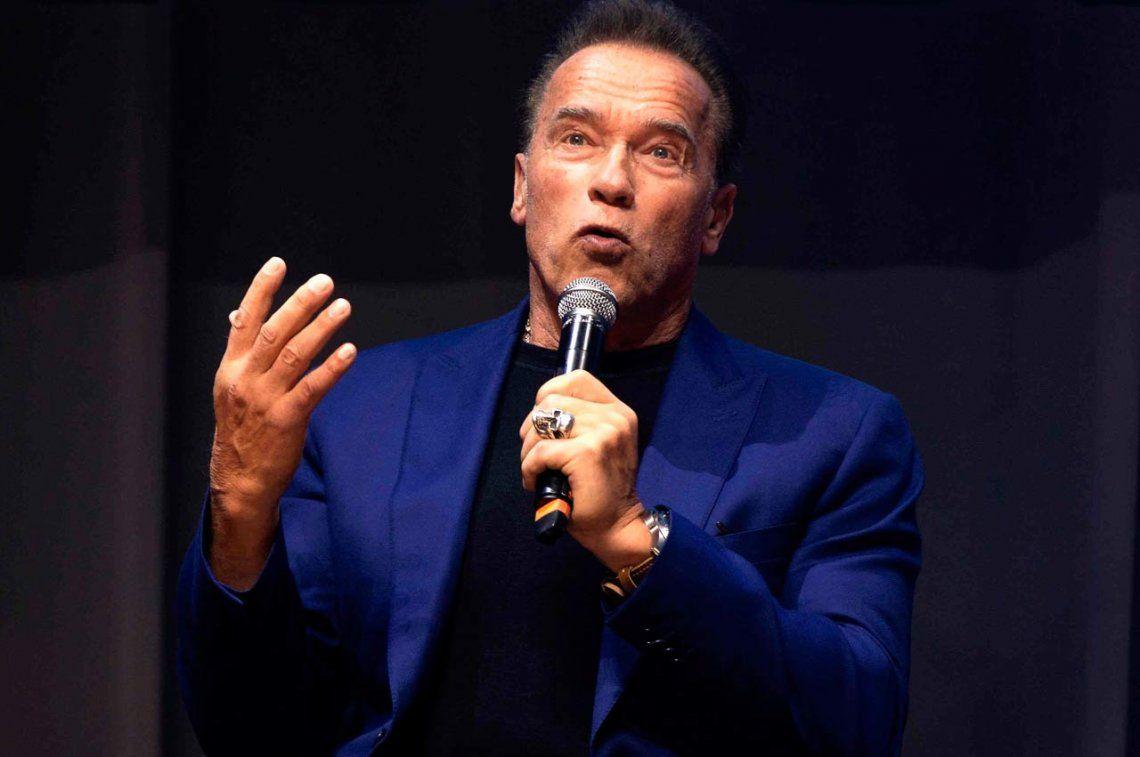 Arnold Schwarzenegger: Trump es un Terminator, quiere acabar con el futuro
