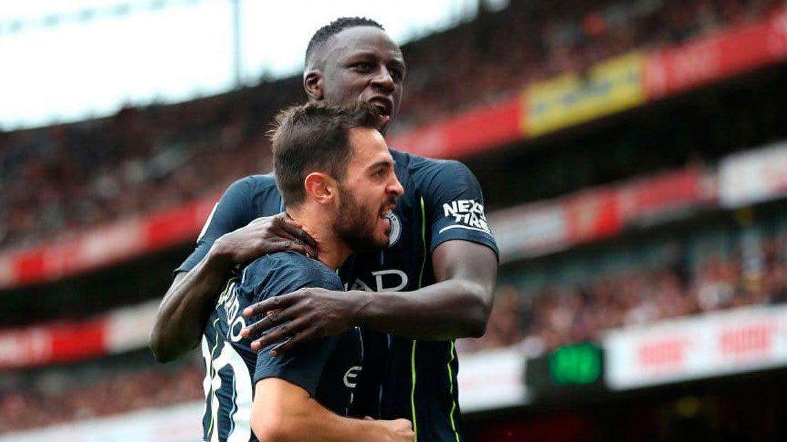 Bernardo Silva acusado de racista por un posteo que le hizo a su amigo y compañero de Manchester City