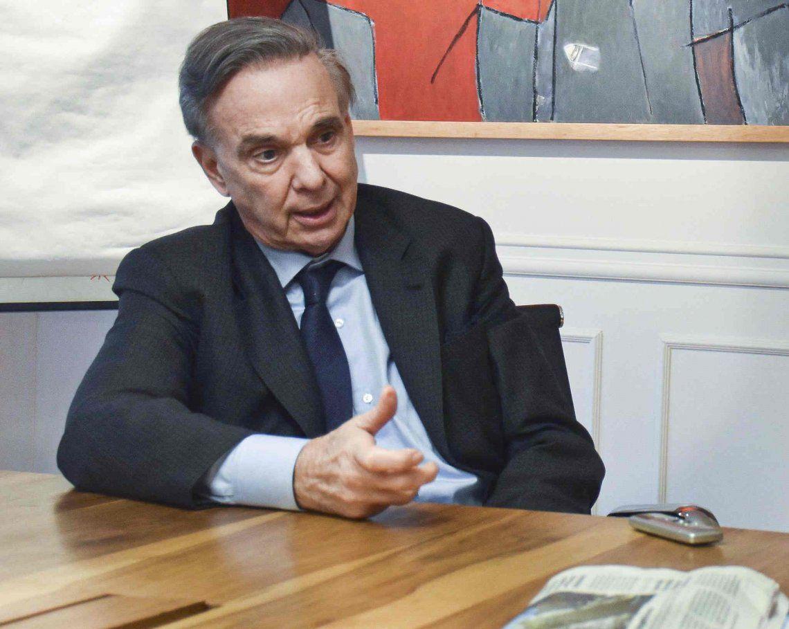 Elecciones 2019 | Miguel Ángel Pichetto: En nuestra campaña no hubo colectivos ni nadie que lleve a la gente a las marchas