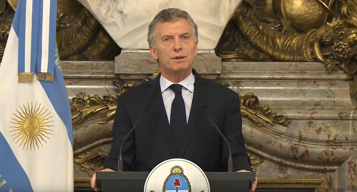 Macri: Si la Justicia no es independiente no es Justicia